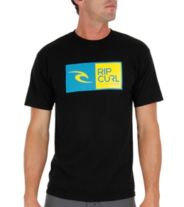 Rip Curl Men's Two Tone S/S Tee