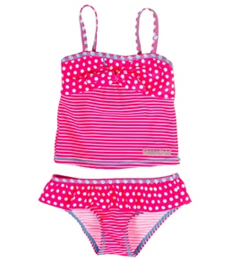 Coppertone Kids Tankini Set (2T-4T)