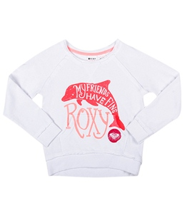 Roxy Girls' Sparks Pullover Hoodie (7-16)