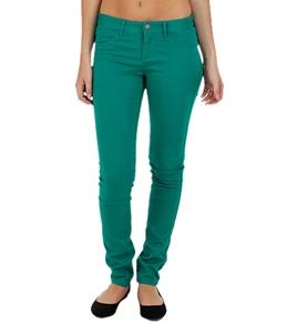 Billabong Women's Peddler Colors Skinny Jean