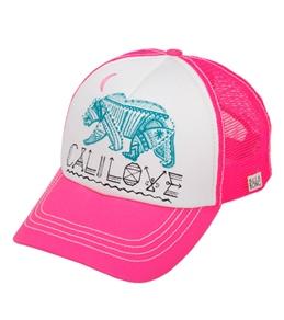 Billabong Women's Cali Dreamz Trucker Hat