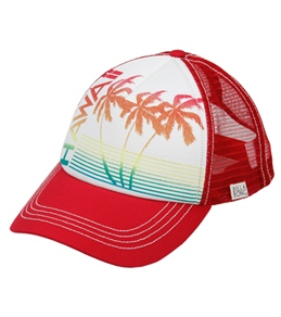 Billabong Women's Hawaii Heat Trucker Hat