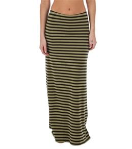 Billabong Women's You Feelin Me Maxi Skirt