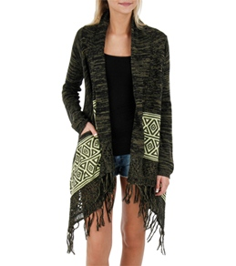 Billabong Women's Downtown Loverz Cardigan