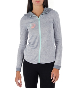 Hurley Women's Bandit Fleece Zip