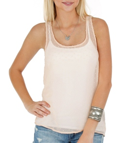Volcom Women's Sweet Dot Tank Top