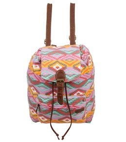 Rip Curl Women's Big River Canvas Backpack