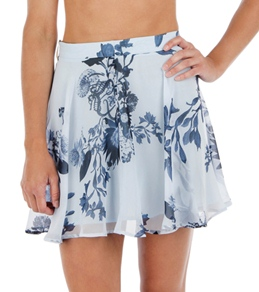 Rhythm The Sea Drum Skate Skirt