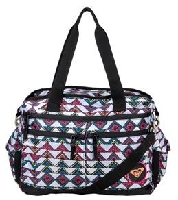 Roxy Girls' Carry All Overnighter Bag