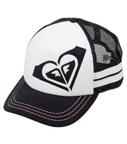Roxy Girls' Color Trip Trucker Hat