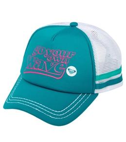 Roxy Girls' Dig This Trucker Hat