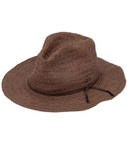 Roxy Girls' Breezy Straw Hat
