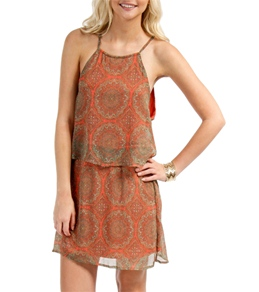 O'Neill Women's Colette Tiered Dress