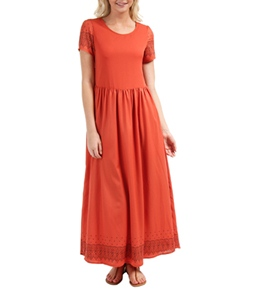 Rhythm Women's So Boarders Maxi Dress