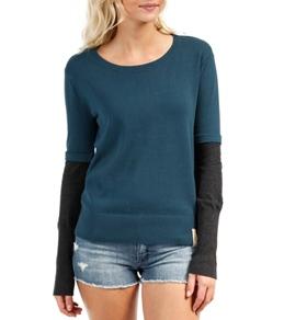 Rhythm Women's Infinite Crew Knit Sweater