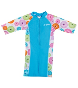SunBusters Girls' All In One S/S Sunsuit (6mos-7yrs)