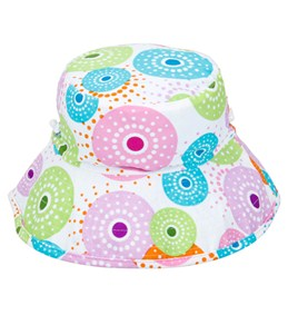 SunBusters Girls' Bucket Hat (Kids)