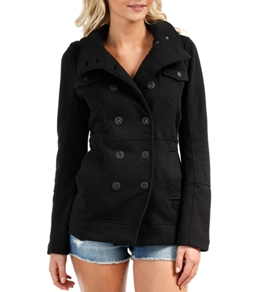 Hurley Women's Winchester Fleece Jacket