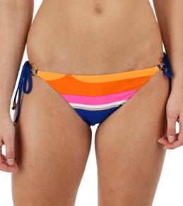 Trina Turk Avalon Surf Club Tie Side Hipster Bottom