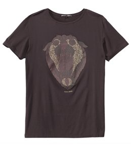 Rhythm Men's Tiger Face S/S Tee