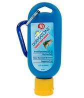 Dermatone SPF 30 Angler's Tottle Ultimate Fisherman's 1.5 oz Sunscreen w/ Carabiner