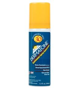 Dermatone SPF 30 Continuous Spray 1.5 oz Sunscreen