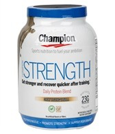 Champion Nutrition Strength Daily Protein Blend