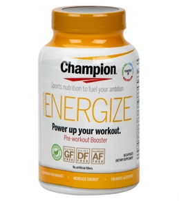 Champion Nutrition Energize Pre-Workout Booster
