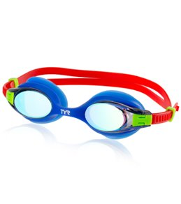 TYR Big Swimple Mirrored Goggle