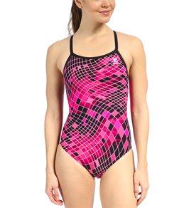 TYR Pink Disco Inferno Diamondfit