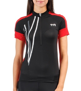 TYR Women's Competitor VLO Cycling Jersey
