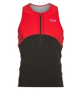 TYR Men's Carbon Triathlon Tank