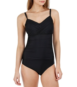 Athena Heavenly Shirred One Piece