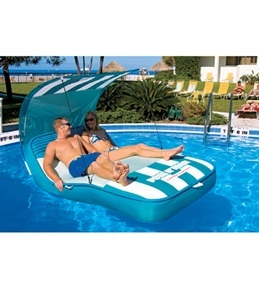 SPORTSSTUFF Pool N' Beach Cabana Lounge