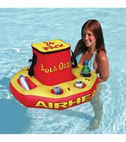 AIRHEAD Aqua Oasis Cooler Float