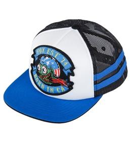 FOX Men's Crack the Mold Snapback Hat