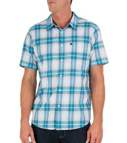 Quiksilver Men's Wave Ghetto S/S Shirt
