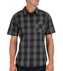 Quiksilver Men's Native Thoughts S/S Shirt