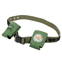 Quiksilver Men's Fire In The Whole Army Belt
