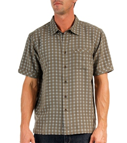 Quiksilver Waterman's Cowrie Point S/S Shirt