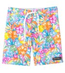 Tidepools Girls' Aloha Boardshort (4-14)