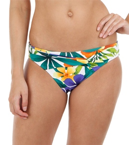 Tommy Bahama Happy Hawaii Twist Front Hipster Bottom