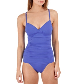 Tommy Bahama Pearl Wrapped One Piece
