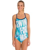 HARDCORESPORT Women's Swim for MS Cali Back Swimsuit
