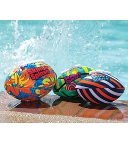 "Prime Time Toys Splash Bombs Skim 'N Splash 8"" Football"