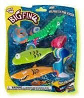 Prime Time Toys Dive 'N Grab Big Finz Dive Sticks