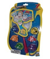 Prime Time Toys Dive 'N Grab Tropic Reef Scrambler Underwater Fishing Set
