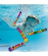 Prime Time Toys Dive 'N Grab Dizzy Dive Sticks (4 Pack)