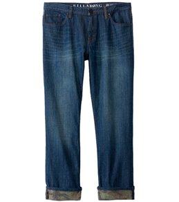 Billabong Men's Fifty Premium Straight Leg Jean