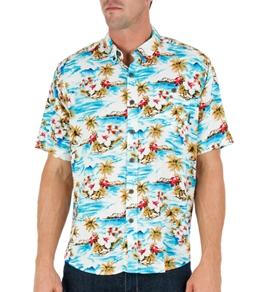 Billabong Men's Island Time S/S Shirt